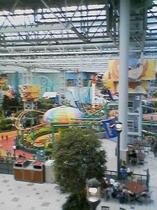 Fun in the Mall